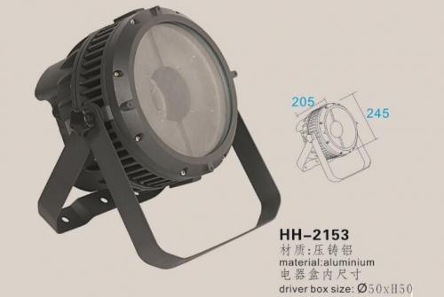 led投光灯外壳需要解决防水的可靠性问题