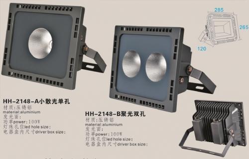 想要选择品质好的led投光灯外壳灯饰配件